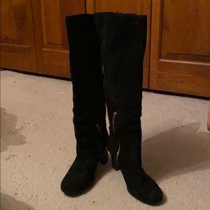 Michael Kors knee high boots